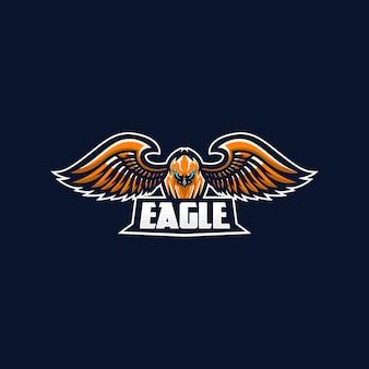 Logotipo da eagle esport