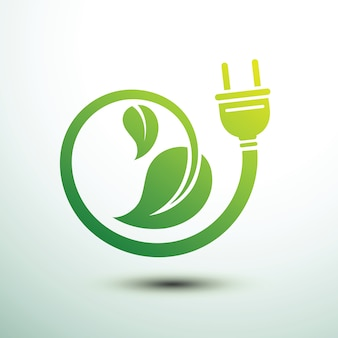 Logotipo da ecologia