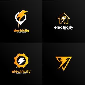 Logotipo da eletricidade