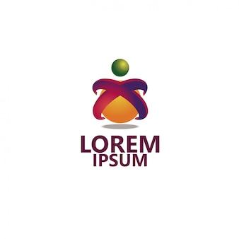 Logotipo da empresa 3d