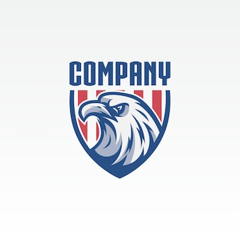 Logotipo da empresa águia