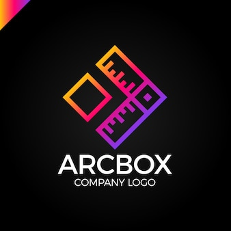 Logotipo da empresa arcbox