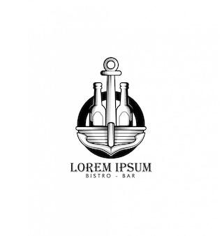 Logotipo da empresa de cerveja