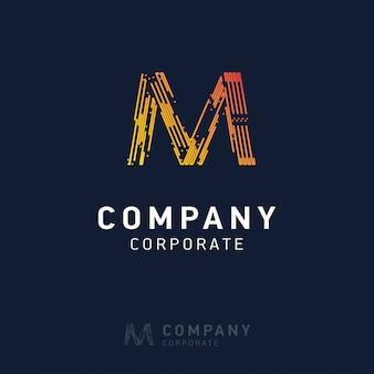Logotipo da empresa m