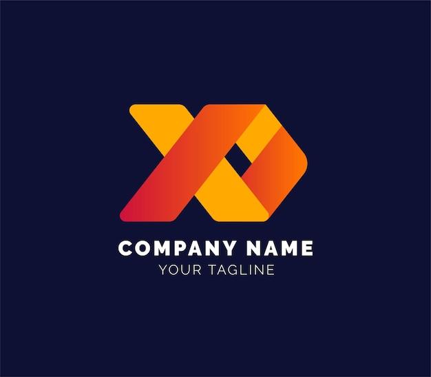 Logotipo da empresa ou logotipo da marca