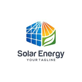 Logotipo da energia solar