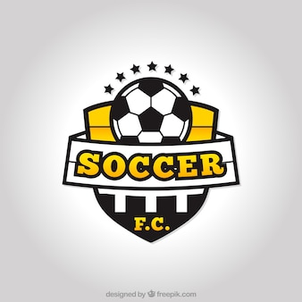 Logotipo da equipe de futebol