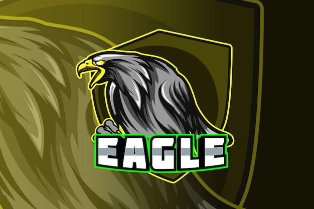 Logotipo da equipe eagle esport