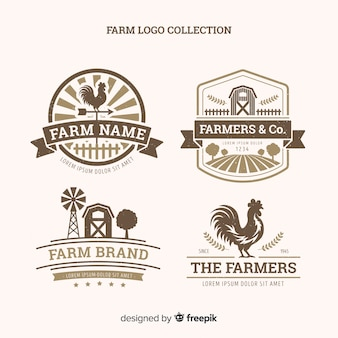 Logotipo da fazenda collectio