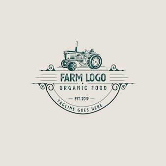 Logotipo da fazenda