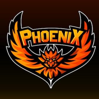 Logotipo da fênix