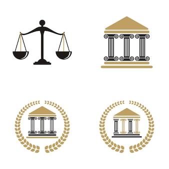 Logotipo da firma de advocacia
