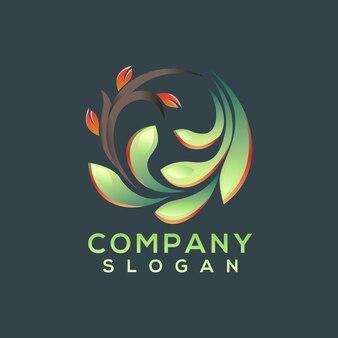 Logotipo da flor