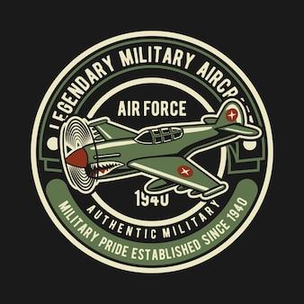Logotipo da força aérea