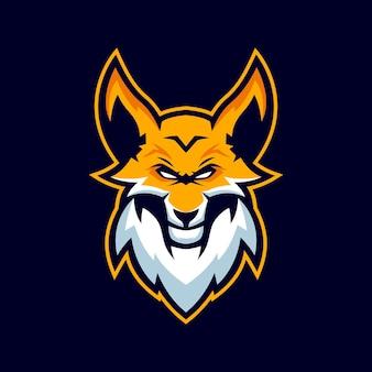 Logotipo da fox esports