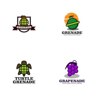 Logotipo da granada