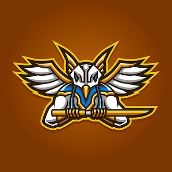 Logotipo da horus esport para jogos