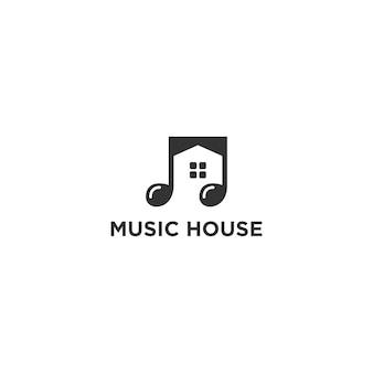 Logotipo da house music