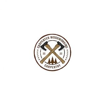 Logotipo da indústria de capenter
