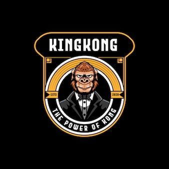 Logotipo da kingkong
