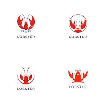 Logotipo da lagosta