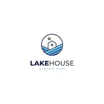 Logotipo da lake house