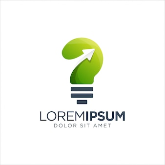 Logotipo da lâmpada