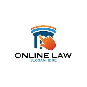 Logotipo da lei online