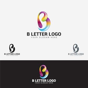 Logotipo da letra b