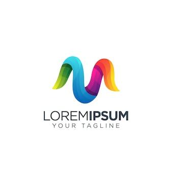 Logotipo da letra m