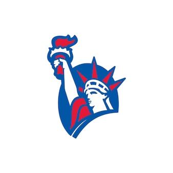 Logotipo da liberdade