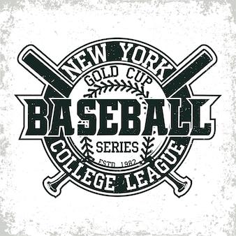 Logotipo da liga de beisebol