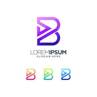 Logotipo da linha b