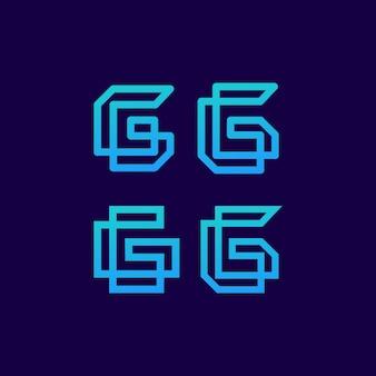 Logotipo da linha g
