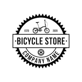 Logotipo da loja de bicicletas