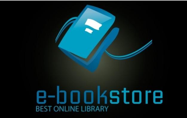 Logotipo da loja de e-book