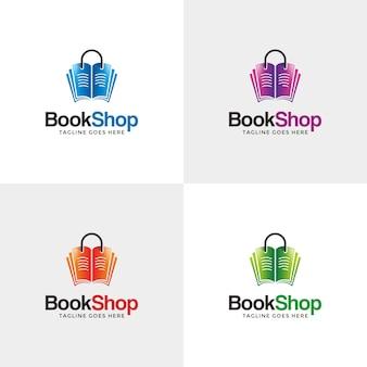 Logotipo da loja de livros