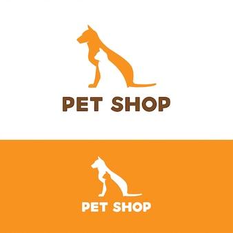 Logotipo da loja de pet
