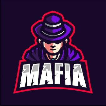 Logotipo da máfia e-sport
