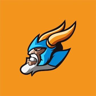 Logotipo da mascote