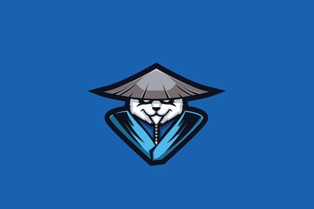 Logotipo da master panda e sports