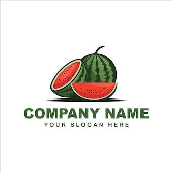 Logotipo da melancia