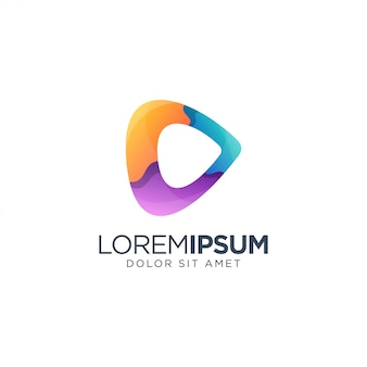 Logotipo da mídia musical