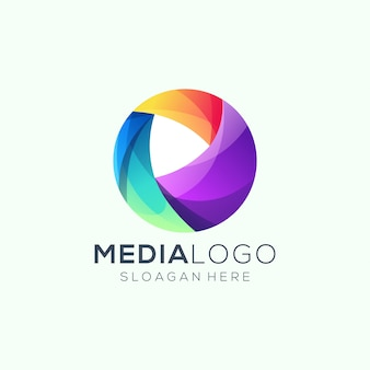 Logotipo da mídia