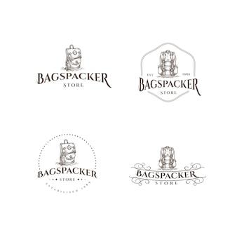 Logotipo da mochila