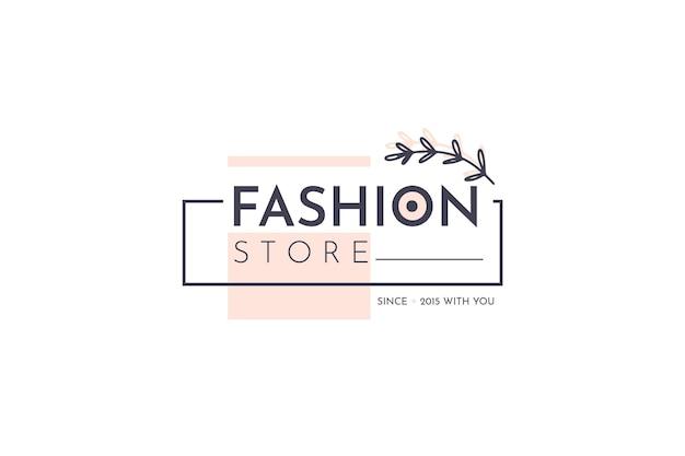 Logotipo da moda