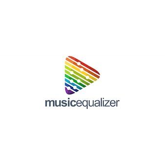 Logotipo da música