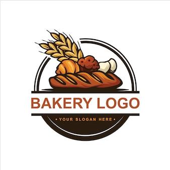 Logotipo da padaria