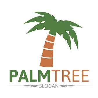 Logotipo da palm tree