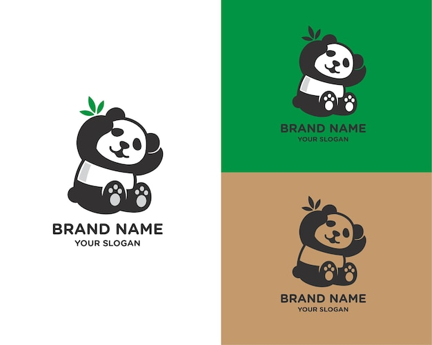 Logotipo da panda